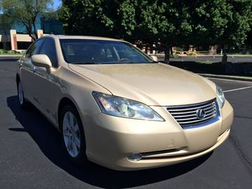 2007 Lexus ES 350 for sale at AKOI Motors in Tempe AZ