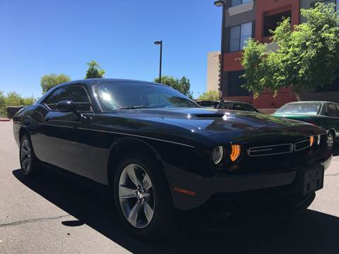 2015 Dodge Challenger for sale at AKOI Motors in Tempe AZ