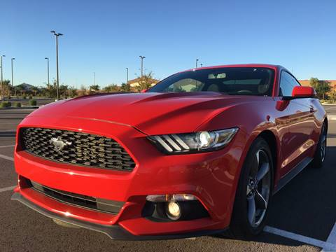 2015 Ford Mustang for sale at AKOI Motors in Tempe AZ
