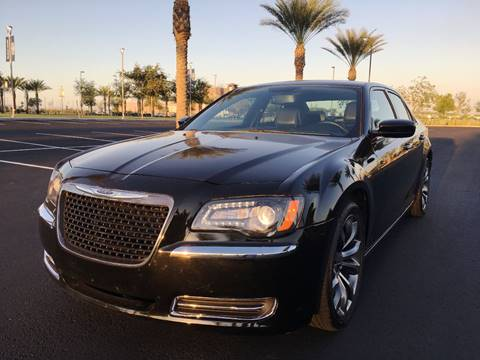 2014 Chrysler 300 for sale at AKOI Motors in Tempe AZ
