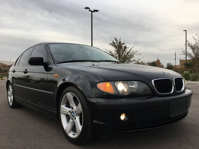 2005 BMW 3 Series for sale at AKOI Motors in Tempe AZ