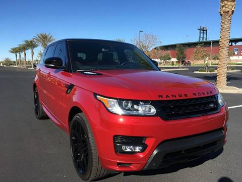 2015 Land Rover Range Rover Sport for sale at AKOI Motors in Tempe AZ