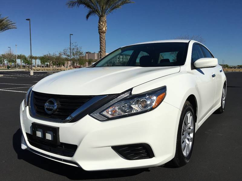 2016 Nissan Altima for sale at AKOI Motors in Tempe AZ