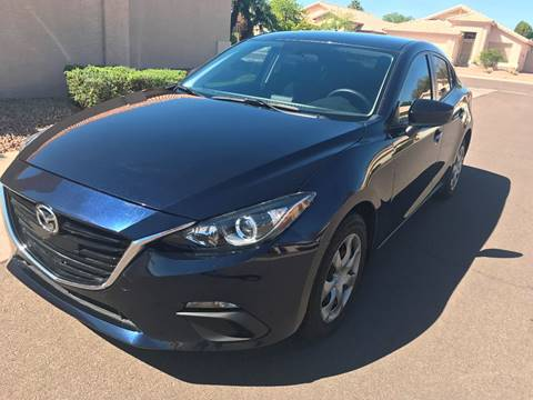2015 Mazda MAZDA3 for sale at AKOI Motors in Tempe AZ