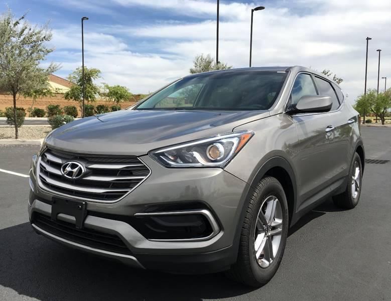 2017 Hyundai Santa Fe Sport for sale at AKOI Motors in Tempe AZ