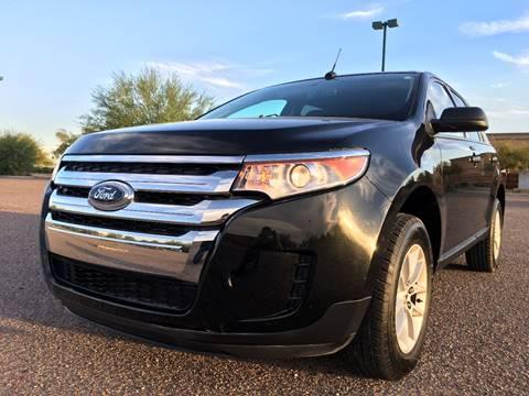 2014 Ford Edge for sale at AKOI Motors in Tempe AZ
