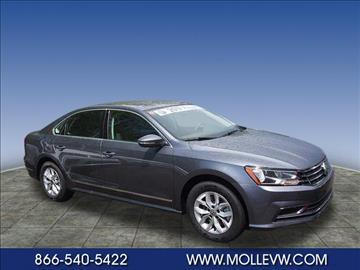 2017 Volkswagen Passat for sale in Kansas City, MO