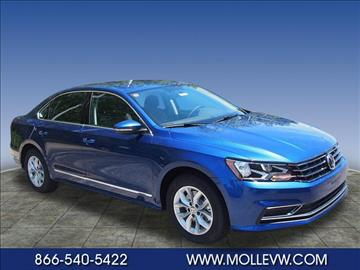2017 Volkswagen Passat for sale in Kansas City, MO