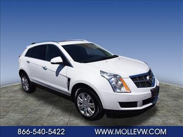 2012 Cadillac SRX for sale in Kansas City, MO