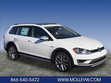 2017 Volkswagen Golf Alltrack for sale in Kansas City, MO