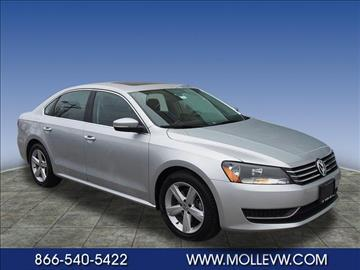 2013 Volkswagen Passat for sale in Kansas City, MO