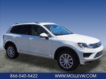 2017 Volkswagen Touareg for sale in Kansas City, MO