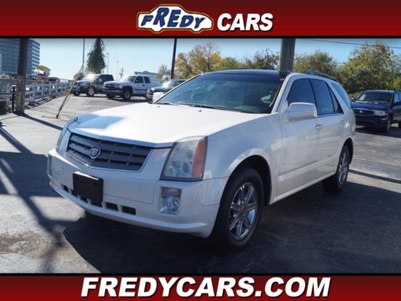 2004 Cadillac SRX In Houston TX - FREDY USED CAR SALES