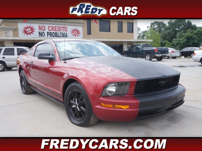 2007 Ford Mustang In Houston TX - FREDY USED CAR SALES