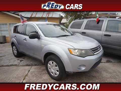 Mitsubishi Outlander For Sale in Houston, TX - FREDY USED