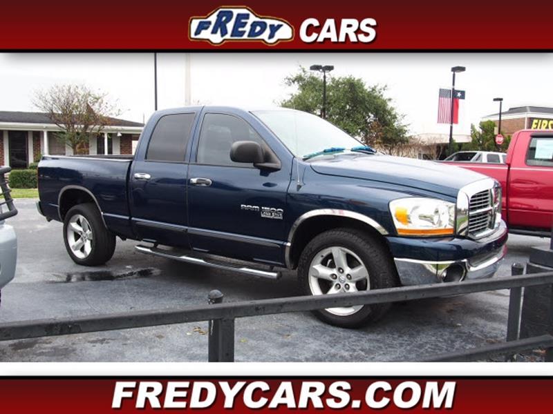 2006 Dodge Ram Pickup 1500 SLT In Houston TX - FREDY USED CAR SALES