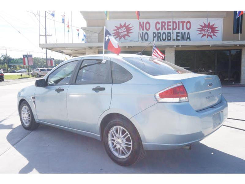 2008 Ford Focus for sale at FREDY USED CAR SALES in Houston TX : ford focus used car sales - markmcfarlin.com