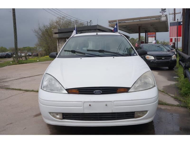 2002 Ford Focus for sale at FREDY USED CAR SALES in Houston TX : ford focus used car sales - markmcfarlin.com