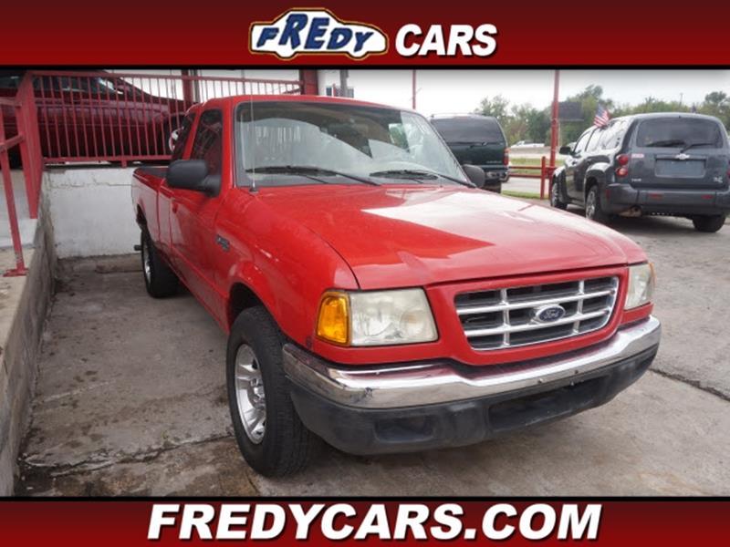 2002 Ford Ranger for sale at FREDY USED CAR SALES in Houston TX & 2002 Ford Ranger XLT In Houston TX - FREDY USED CAR SALES markmcfarlin.com