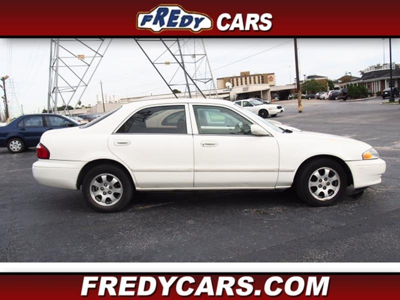 2000 Mazda 626 For Sale At FREDY USED CAR SALES In Houston TX