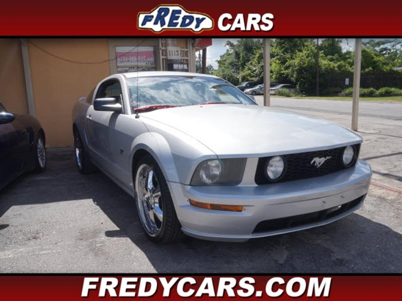 2005 Ford Mustang GT Deluxe In Houston TX - FREDY USED CAR SALES