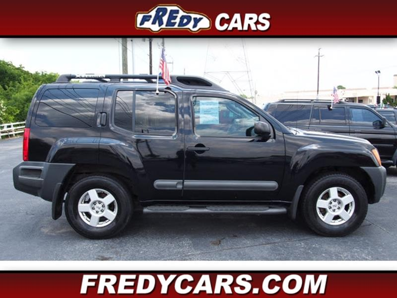 2005 nissan xterra off road in houston tx fredy used car. Black Bedroom Furniture Sets. Home Design Ideas