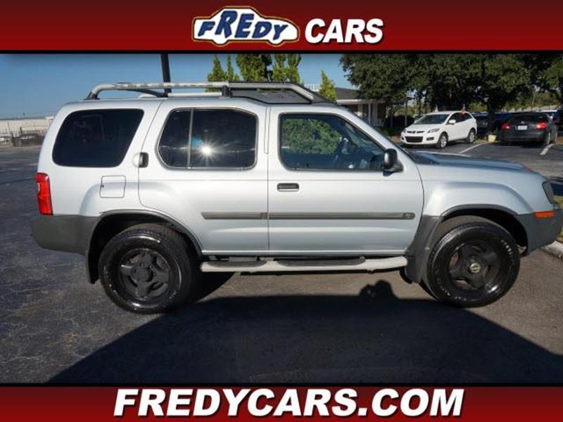 2002 Nissan Xterra For Sale At FREDY USED CAR SALES In Houston TX