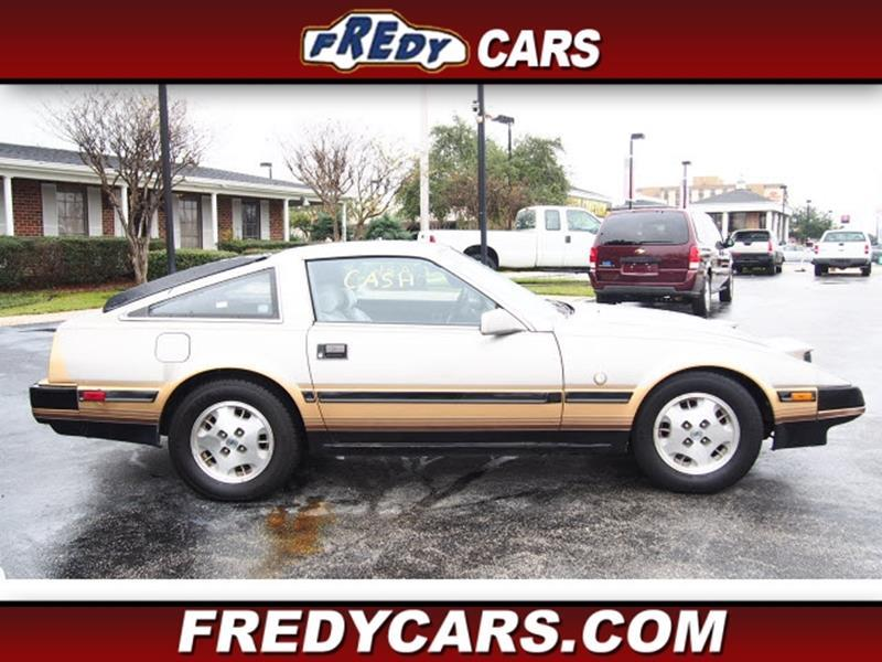 Used Cars For Sale Houston Texas Robbins Nissan: 1984 Nissan 300ZX In Houston, TX