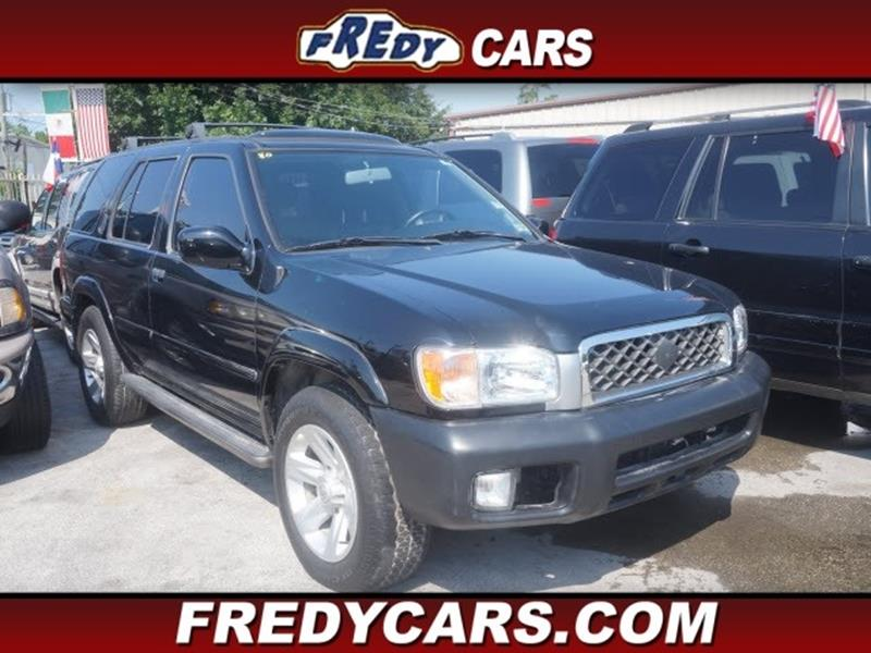 2002 Nissan Pathfinder LE In Houston TX - FREDY USED CAR SALES