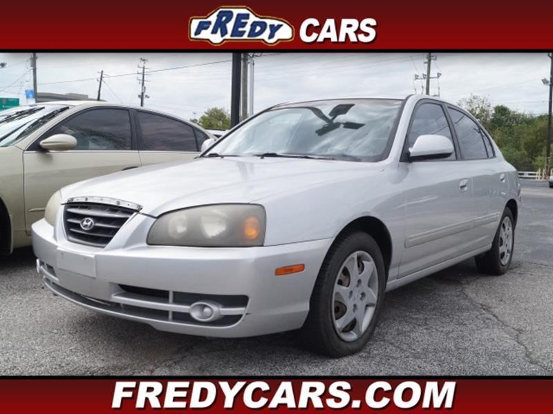 2004 Hyundai Elantra For Sale At FREDY USED CAR SALES In Houston TX