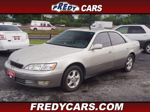 1998 lexus es 300 for sale in litchfield ct for Small car motors carson city nv
