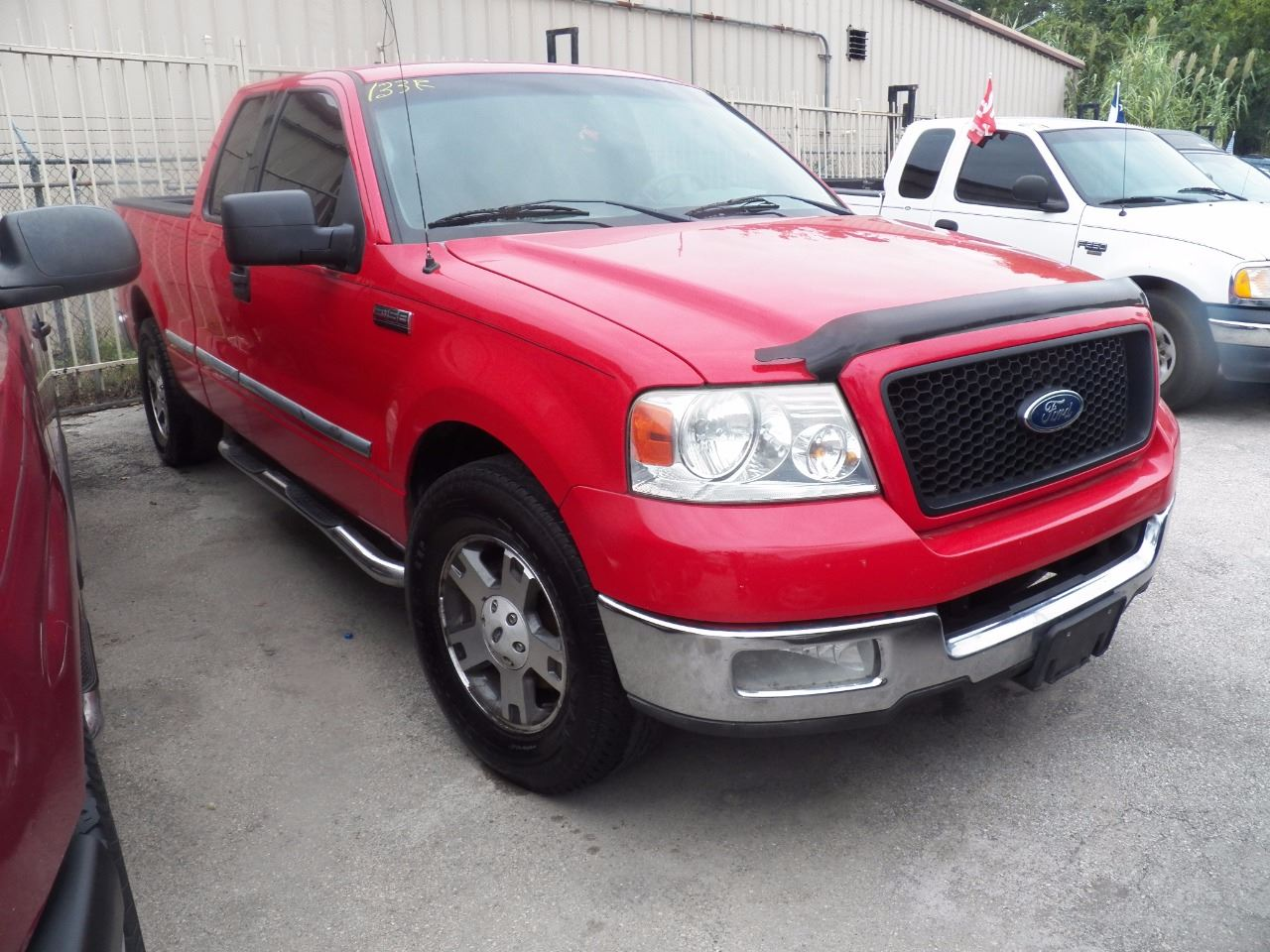 2004 ford f 150 4dr supercab lariat rwd styleside 5 5 ft sb in houston tx fredy used car sales. Black Bedroom Furniture Sets. Home Design Ideas