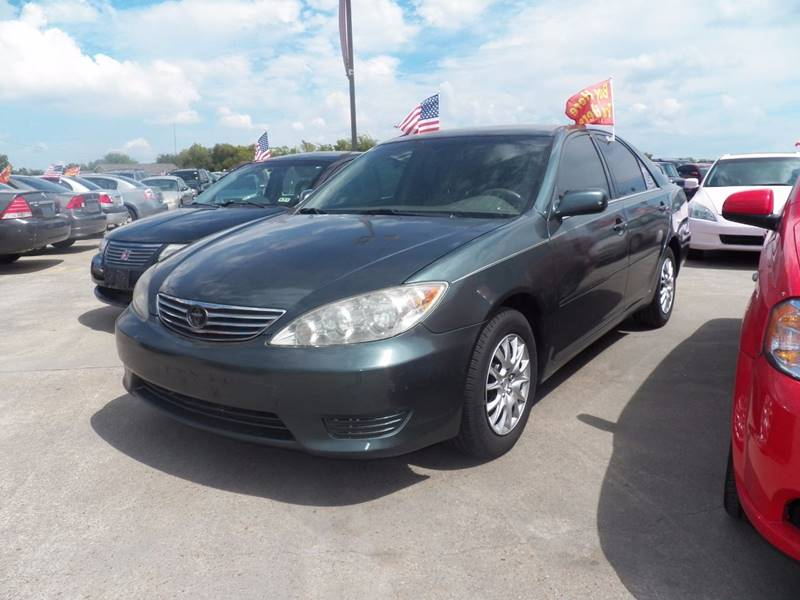 2006 Toyota Camry LE In Houston TX  FREDY USED CAR SALES