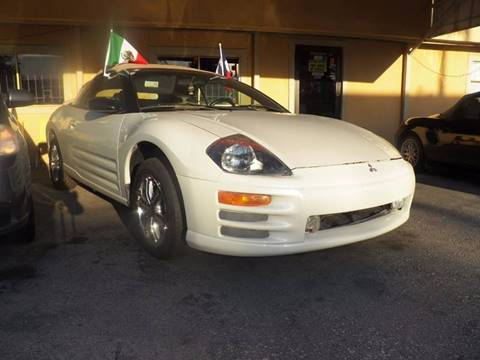 2002 Mitsubishi Eclipse Spyder for sale in Houston, TX