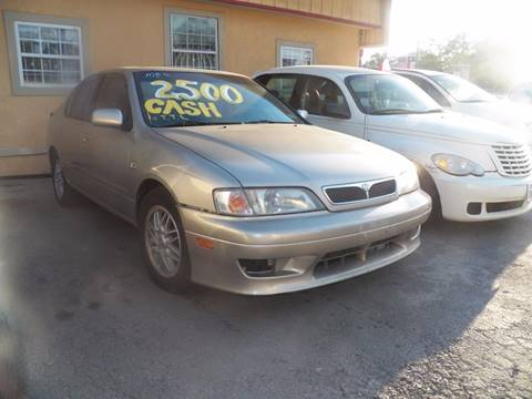 2001 Infiniti G20 for sale in Houston, TX