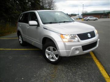 2012 Suzuki Grand Vitara for sale in Girard, PA