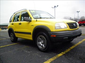 2004 Suzuki Vitara for sale in Girard, PA