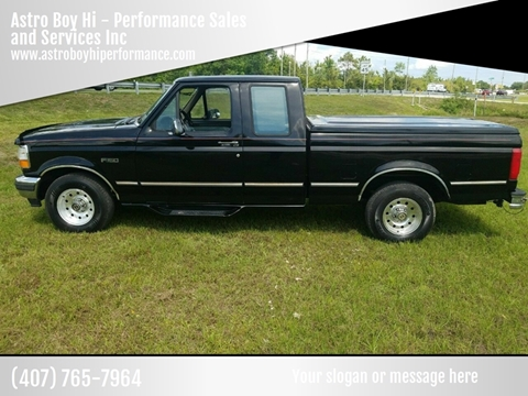 1995 Ford F-150 for sale in Orlando, FL