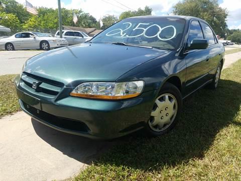 1998 Honda Accord for sale in Orlando, FL