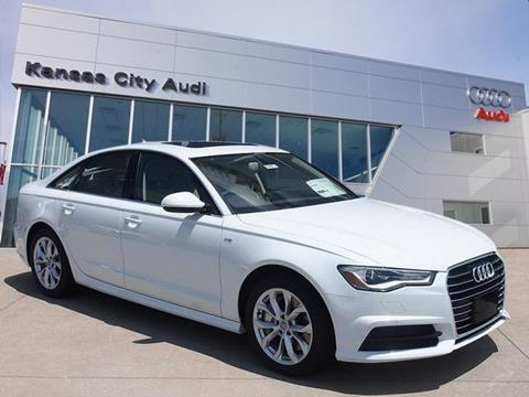 2017 Audi A6 for sale in Kansas City, MO