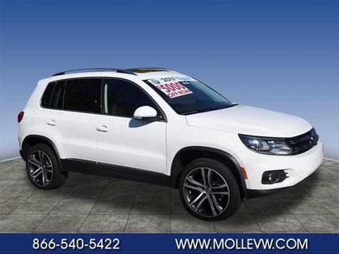 2017 Volkswagen Tiguan for sale in Kansas City, MO