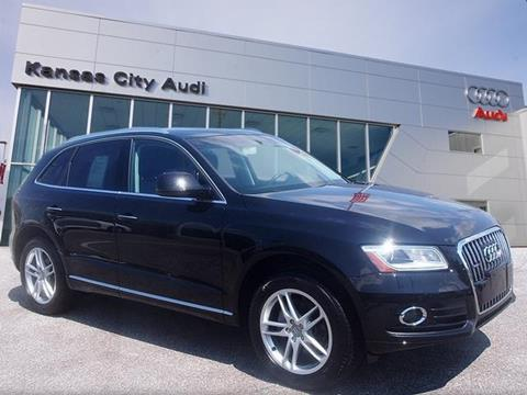 2016 Audi Q5 for sale in Kansas City, MO
