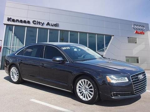 2015 Audi A8 L for sale in Kansas City, MO