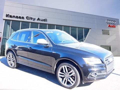 2014 Audi SQ5 for sale in Kansas City, MO