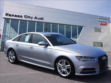 2016 Audi A6 for sale in Kansas City, MO