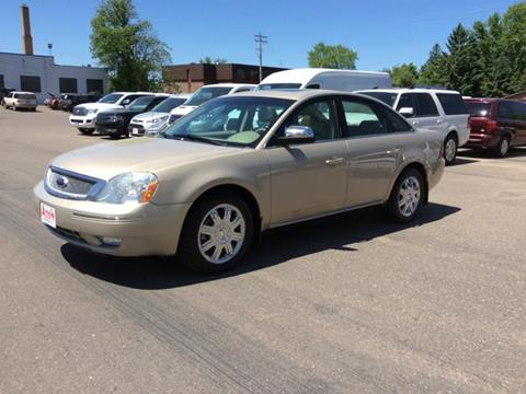 2007 Ford Five Hundred for sale in Aitkin, MN