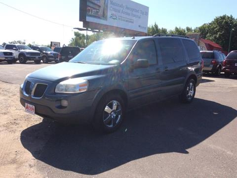 2005 Pontiac Montana SV6 for sale in Aitkin MN
