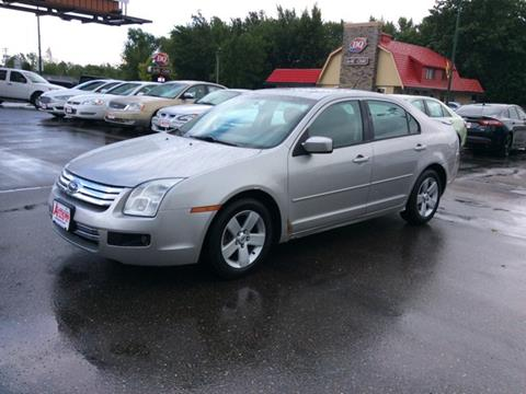 2007 Ford Fusion for sale in Aitkin MN