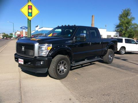 2015 Ford F-350 Super Duty for sale in Aitkin, MN