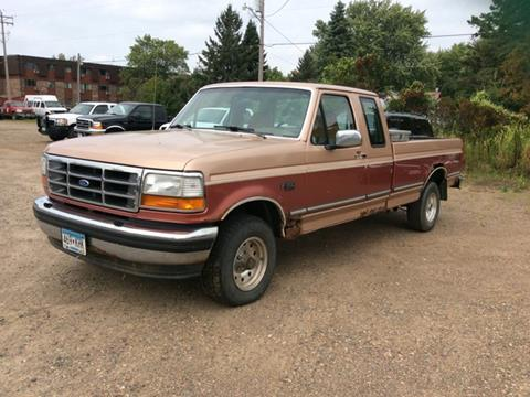 1995 Ford F-150 for sale in Aitkin, MN